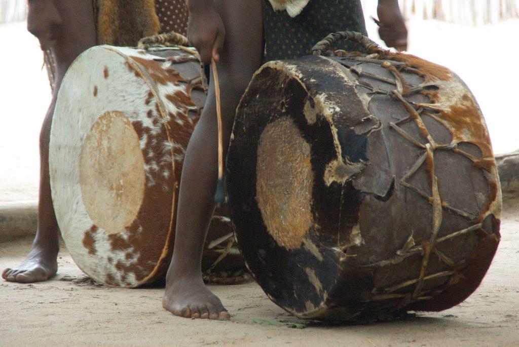 Barefoot zulus