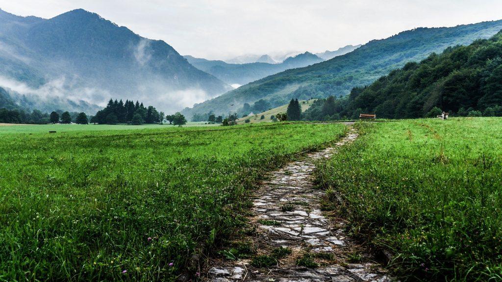 nature walks in britain