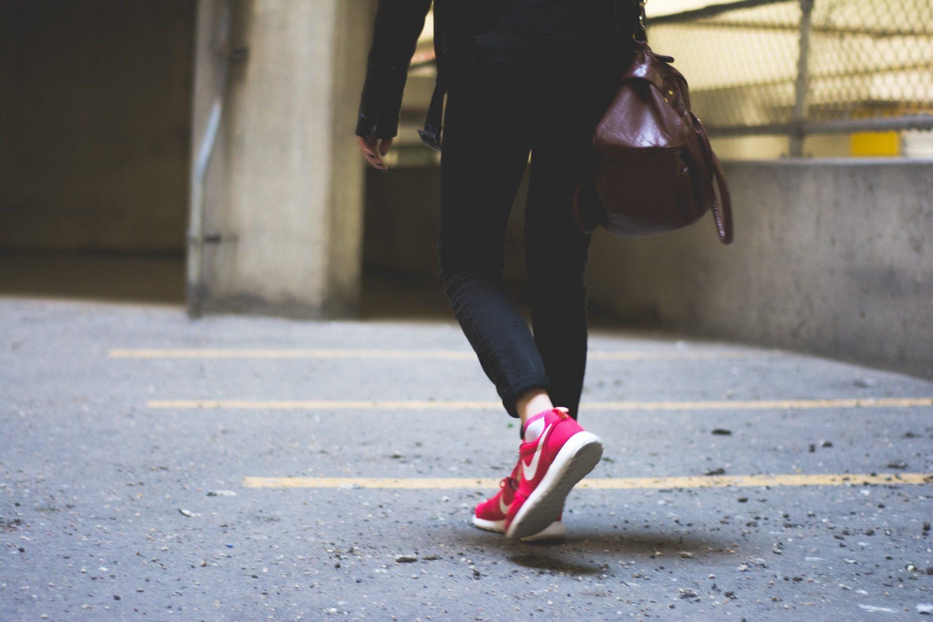 walking v running