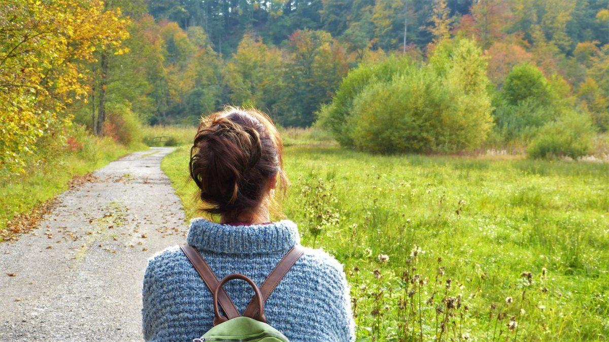 Walking relieves mental health