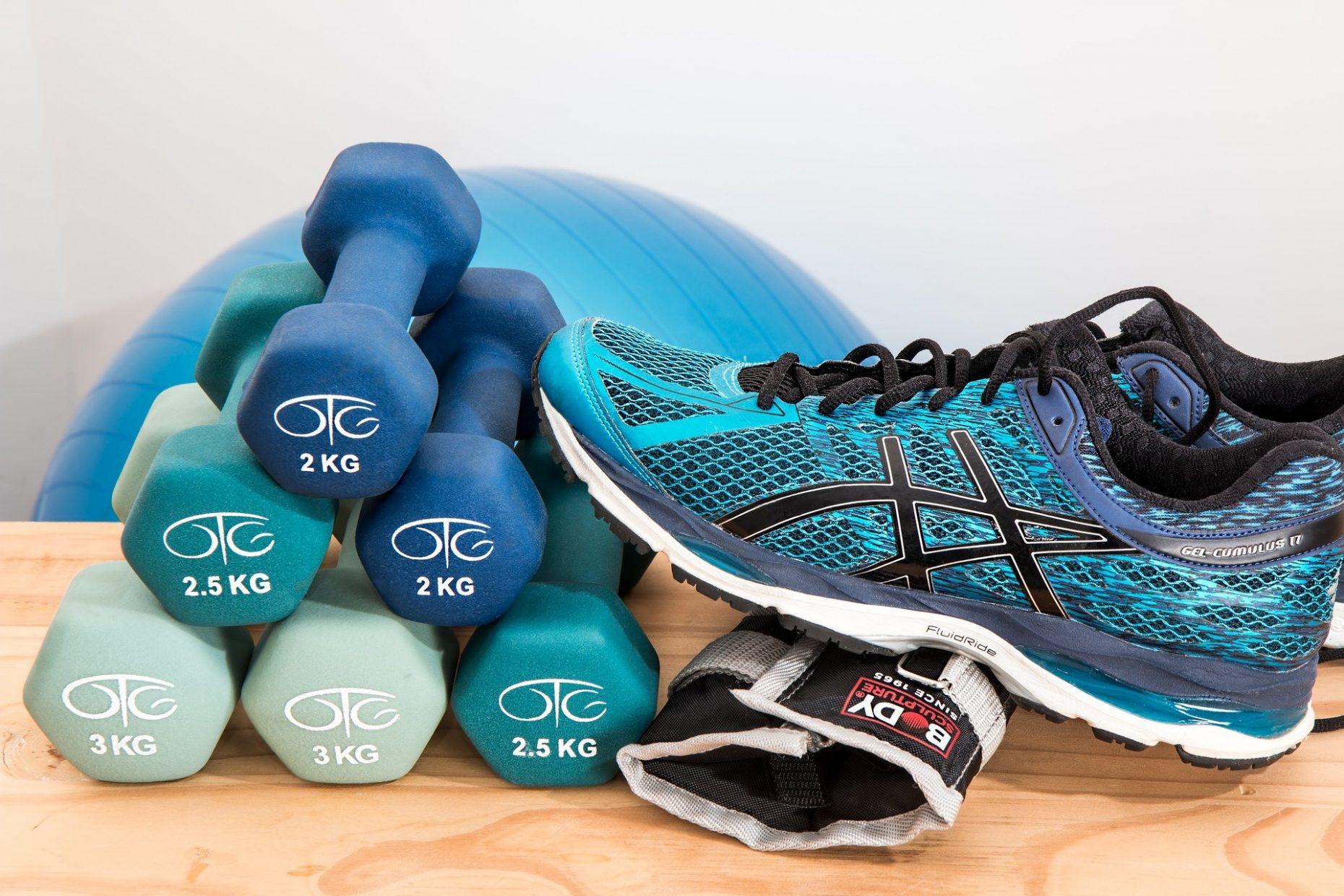 Exercises for brisk walking