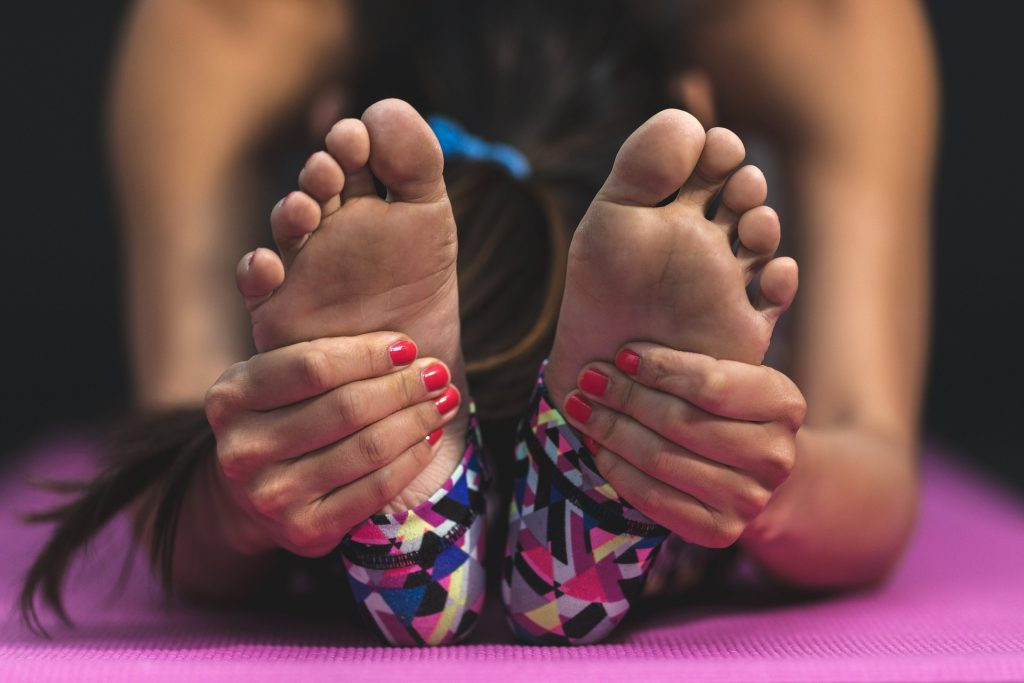 feet exercises for hiking trails