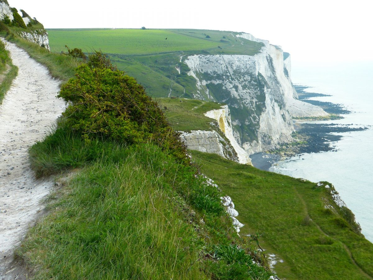 walking trails in south-east england