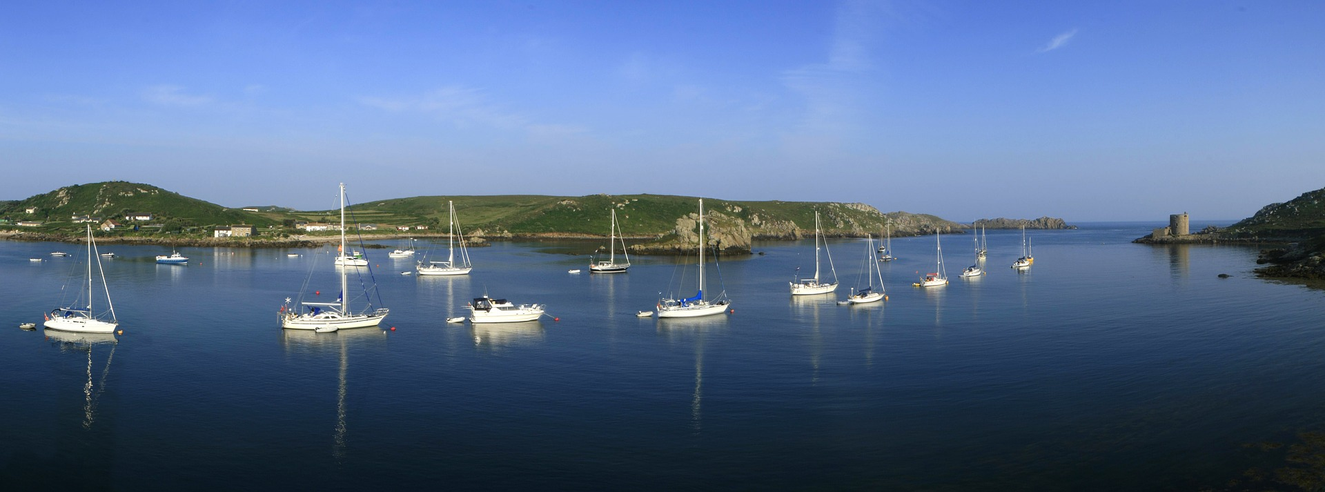 Walking destinations in scilly isles