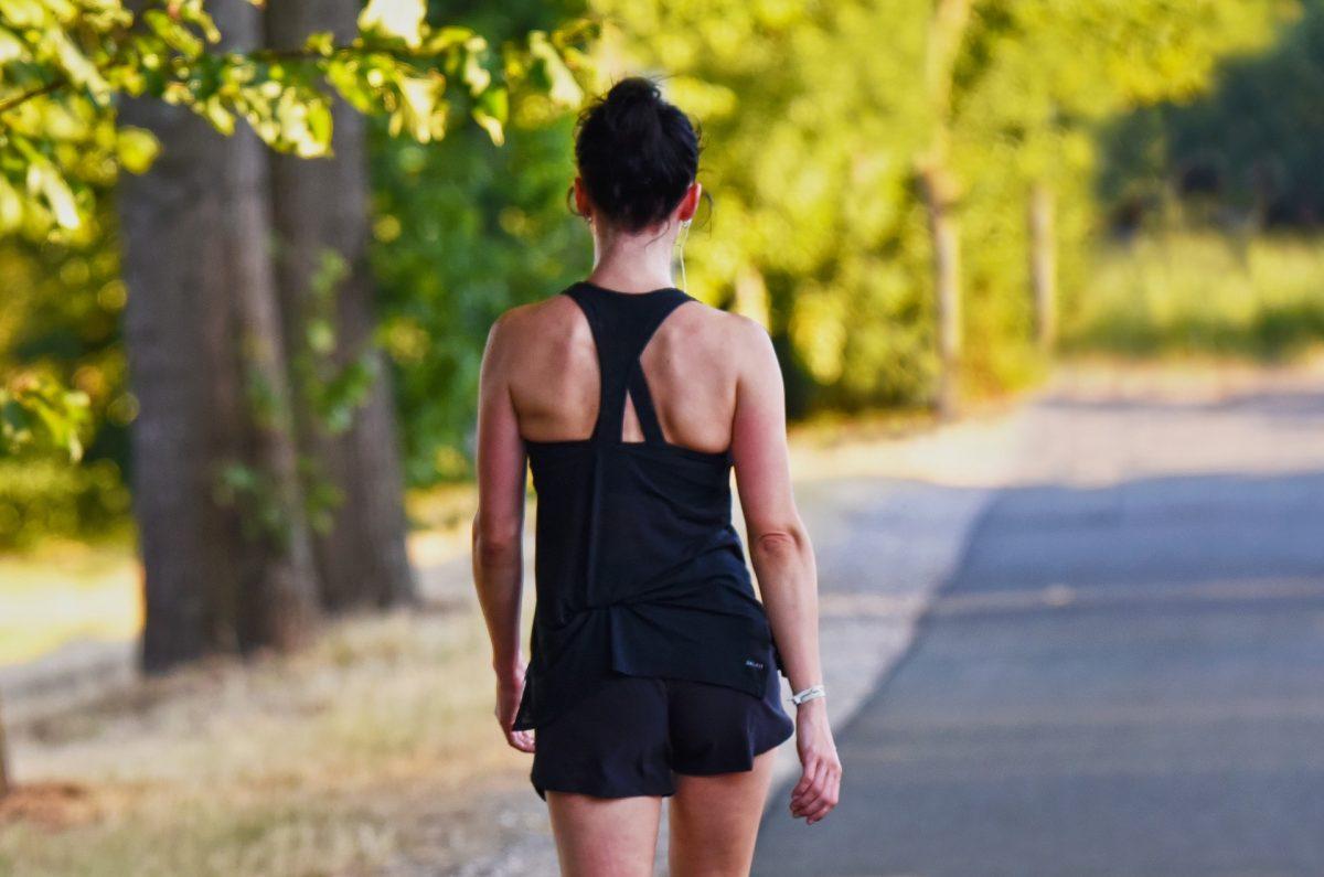 Brisk walking study