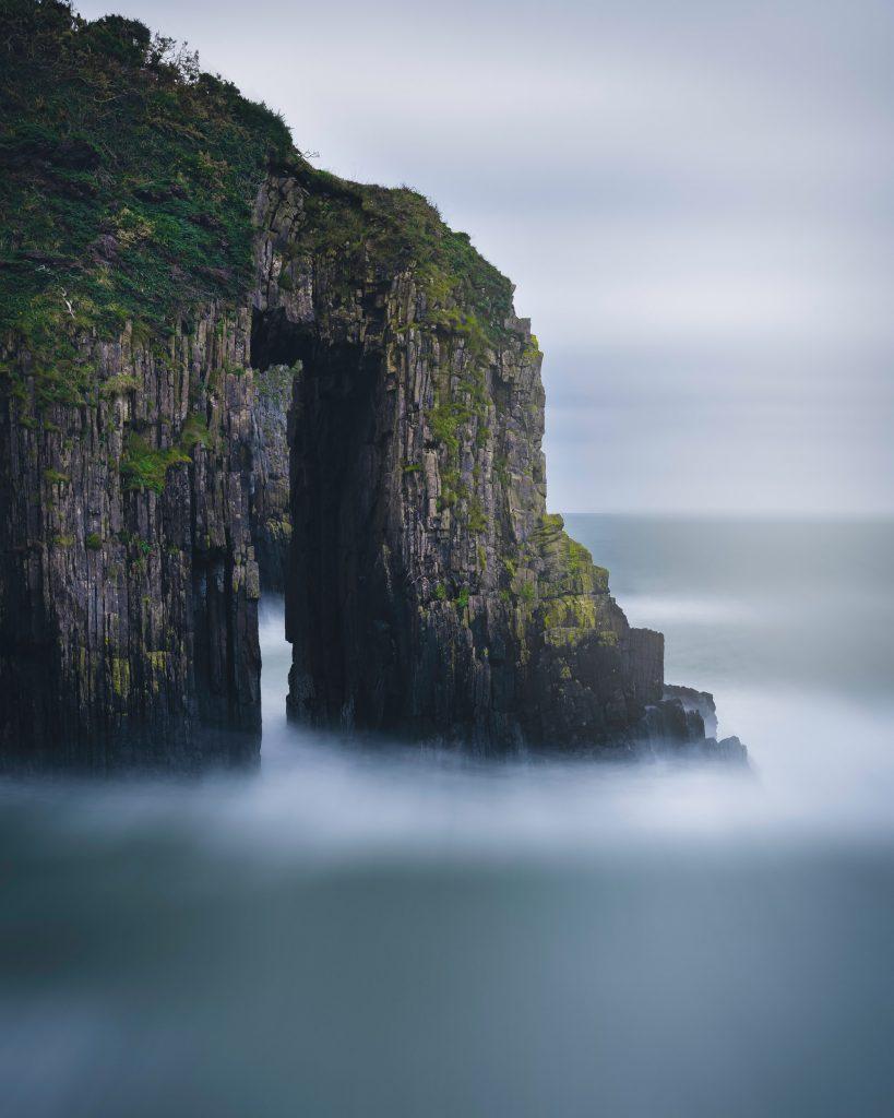Church Doors Cove, Pembrokeshire