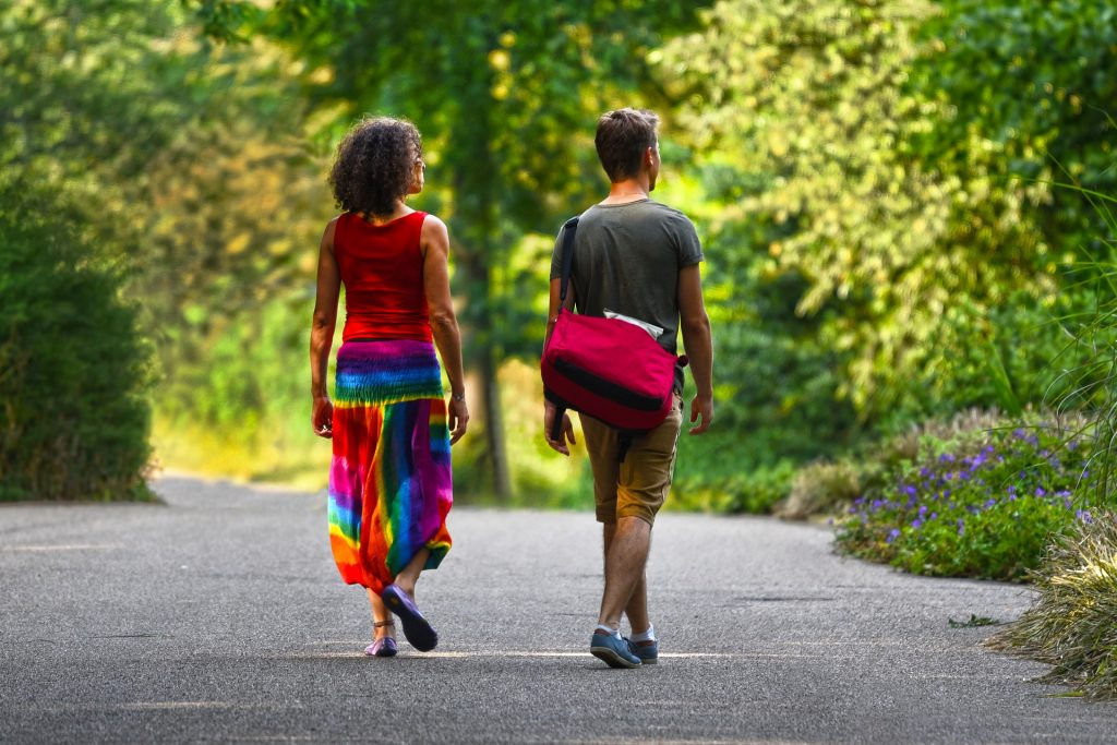 Walking with diabetes