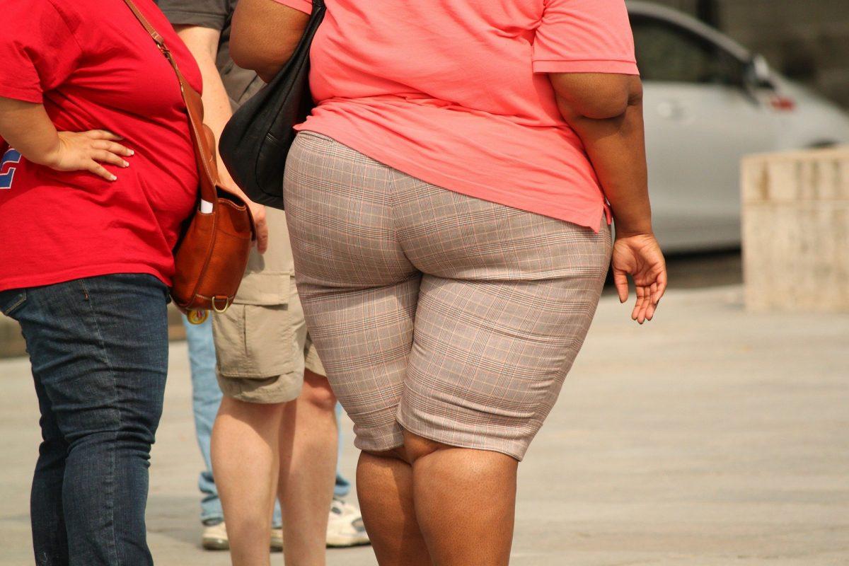 Brisk walking obesity