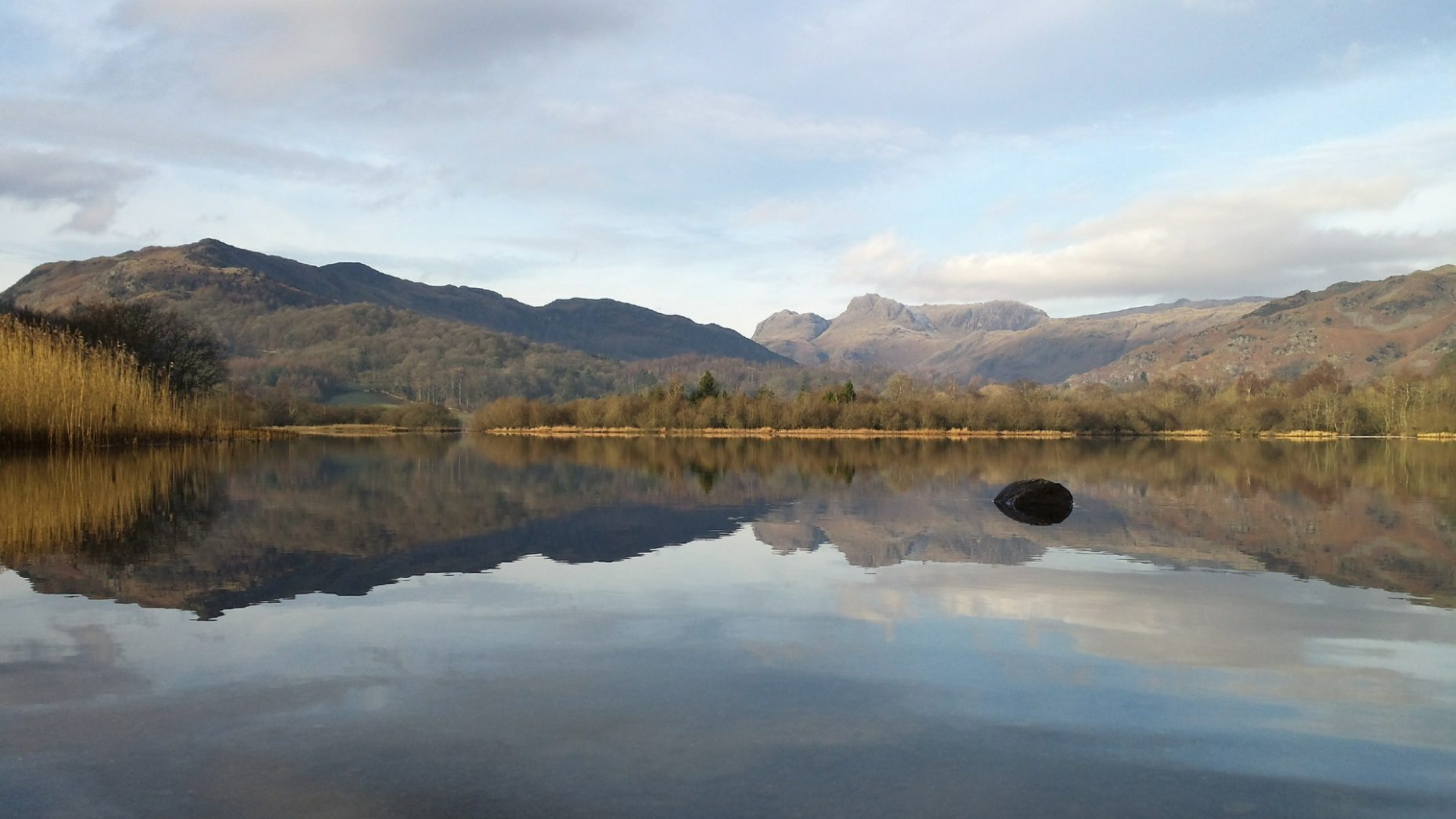 walking trails in the lake district