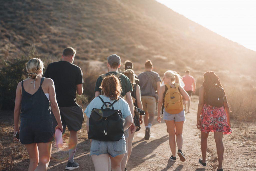 walking group charity